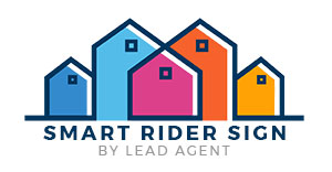 Smart Rider Sign by Lead Agent